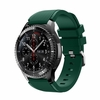 Timex Compatible Army Military Green Rubber Silicone Watch Band Strap Quick Release Pins #4048