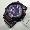 Black Casio Baby-G Analog Digital Multi-Color Face Watch BA112-1A