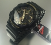 Black Casio G-Shock Analog Digital Camouflage Watch GA100CF-1A9