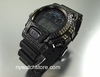 Black G-Shock Ice Iced Out Watch - Crystal - CZ Diamond.