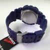 Blue Casio G-Shock Heathered Analog Digital Watch GA110HT-2A