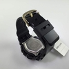 Casio Baby-G Black And Gold Tone Ani-Digi 3D Watch BA110-1A
