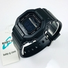 Casio Baby-G Moon and Tide Black Color Sport Watch BLX560-1C