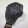Casio G-Shock Black Analog Digital Watch G100BB-1A