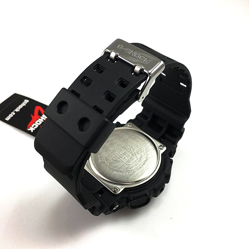 Casio G-Shock Black Digital Analog Military Style Watch GA140-1A1 GA-140-1A1CR