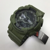 Casio G-Shock Green Digital Analog Watch GA110LP-3A