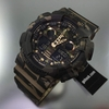 Casio G-Shock Military Analog Digital Camouflage Watch GA100CM-5A