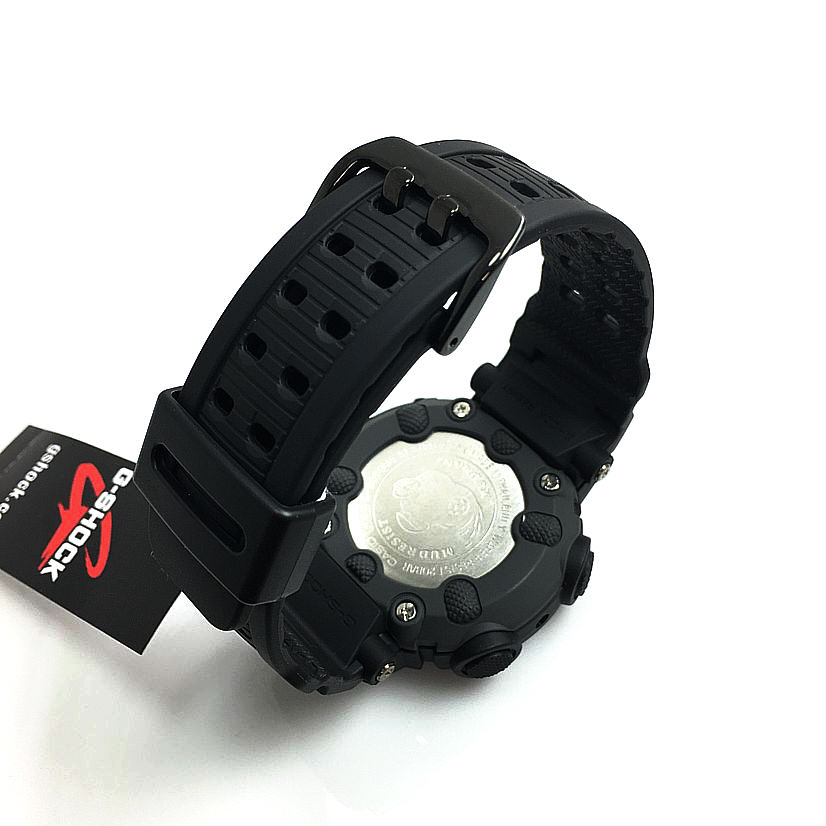 Casio G-Shock Mudman Black Military Watch G9000MS-1