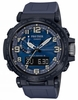 Casio Pro Trek Solar Atomic Compass Altimeter Barometer Watch PRW6600Y-2