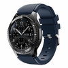 TW Steel Compatible Dark Blue Navy Rubber Silicone Watch Band Strap Quick Release Pins #4043