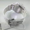 Women's Casio G-Shock White Analog Digital Watch GMAS110MP-7A