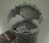 Grey Casio G-Shock Analog Digital Watch GA110TS-8A3