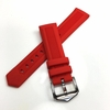 Red Silicone Replacement Watch Band Strap #4415