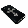 Iphone & Samsung Aluminum Metal Cell Phone Case Cover Jesus Christ Cross #0112