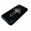 Iphone & Samsung Aluminum Metal Cell Phone Case Cover Jesus Christ Cross #0123