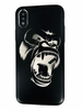 iPhone & Samsung Aluminum Metal Phone Case Cover Angry Gorilla #0248