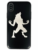 iPhone & Samsung Metal Aluminum Cell Phone Case Cover Warewolf Ware Wolf #0089
