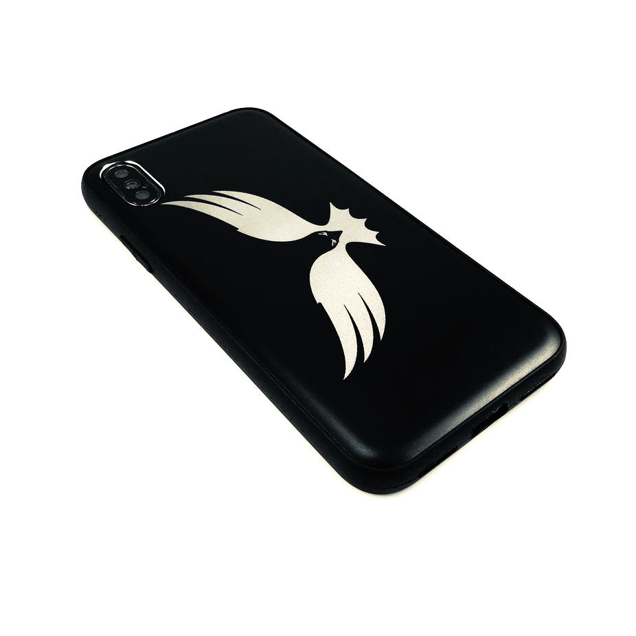 iPhone & Samsung Metal Aluminum Phone Case Cover Soaring Flying Eagle #0051