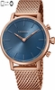 Kronaby Sweden Carat 38mm High End Hybrid Steel Rose Gold Smart Watch S0668-1
