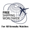 Kronaby Sweden Nord 38mm High End Hybrid Beige leather Smart Watch S0712-1