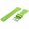 TW Steel Compatible Lime Green 22 mm Rubber Silicone Replacement Watch Band Strap Quick Release Pins #4050