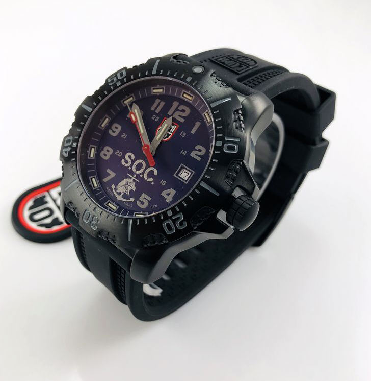 Luminox Sea L.S.O.C (Special Operations Challenge) Divers Watch  4223.SOC.SET