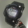 Men's Black Casio G-Shock Frogman Tough Solar Power Watch GWF1000-1