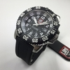 Men's Black Luminox Sea Colormark Diver's Steel Watch  3151