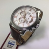 Men's Casio Beside Chronograph Dress Watch BEM507L-7AV