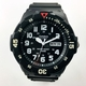 Men's Casio Black Diver's Style Sports Watch MRW200H-1BV MRW200H-1B