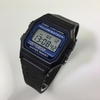 Men's Casio Classic Black Digital Watch F105W-1A