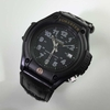 Men's Casio Classic Leather/ Cloth Forester Watch FT500WC-1BV