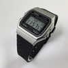 Men's Casio Classic Silver Digital Watch F91WM-7A