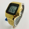 Men's Casio Digital Classic Gold Tone Steel Watch A178WGA-1AD A178WGA-1A
