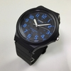 Men's Casio Easy To Read Casual Black Watch MW240-2BV