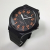 Men's Casio Easy To Read Casual Black Watch MW240-4BV