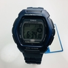 Men's Casio Blue Silicone Digital Sports 43 mm Watch HDD600C-2AV