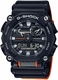 Men's Casio G-Shock Digital Analog Military Style GA-900 Watch GA900C-1A4