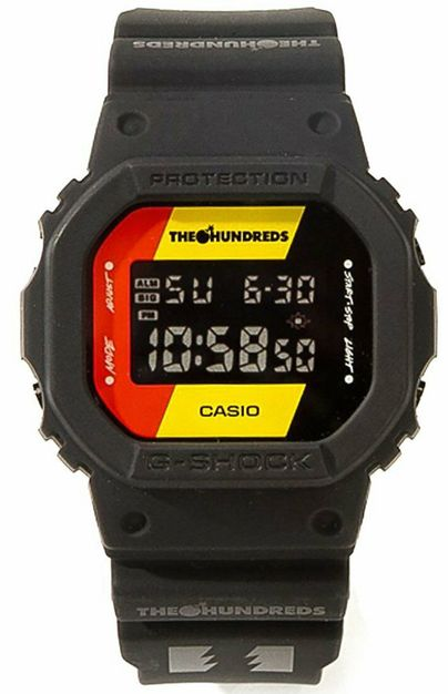 Men's Casio G-Shock The Hundreds Limited Editin Watch DW5600HDR-1