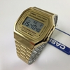 Men's Casio Gold Tone Classic Digital Watch A168WG-9V A168WG-9VT