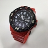 Men's Casio Red Diver's Style Sports Watch MRW200HC-4BV