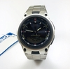 Men's Casio Silver Classic Digital Analog Watch AW80D-2AV