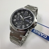 Men's Casio Stainless Steel Chronograph Watch MTPE307D-1A