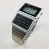 Men's Casio Vintage Calculator Digital Steel Watch DBC610A-1A