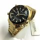 Men's Citizen Digital Analog Gold tone Watch JM5462-56E