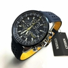 Men's Citizen Eco-Drive Blue Angels Chronograph Watch AT8020-03L