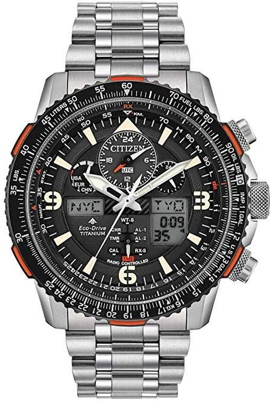 Men's Citizen Eco-Drive Promaster Skyhawk A-T Solar Atomic ...