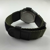 Men's Green Casio Classic Leather/ Cloth Forester Watch FT500WC-3BV