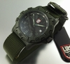 Men's Green Luminox Black Ops Carbon 8800 Diver's Watch 8817.GO