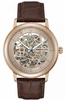 Men's Kenneth Cole Automatic Leather Band Watch KC50920001